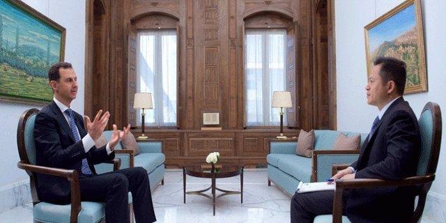Entrevista de Al Assad con Phoenix TV