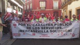 Sentencia contraria a CCOO por el conflicto de las externalizaciones de Mercasevilla