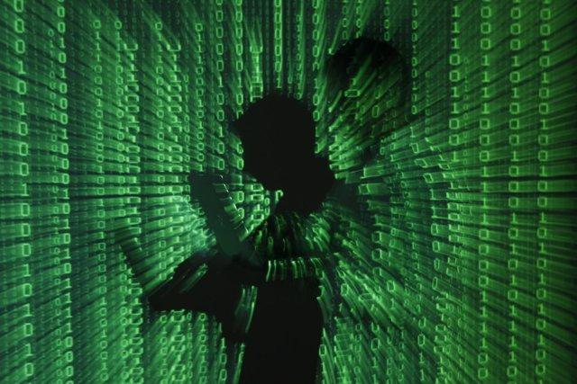 Hacker, ciberseguridad, malware, virus,