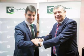 EspañaDuero renueva su apoyo al Colegio de Ingenieros de Caminos, Canales y Puertos de Castilla y León