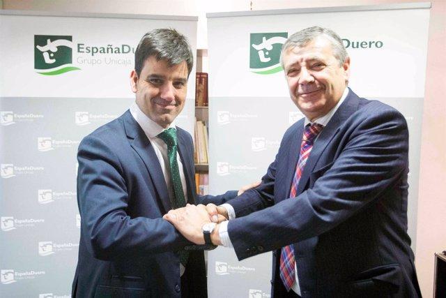 Acuerdo entre EspañaDuero y el Colegio de Ingenieros