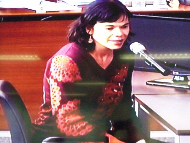 Clara Millet, hija de Fèlix Millet, declara por el caso Palau