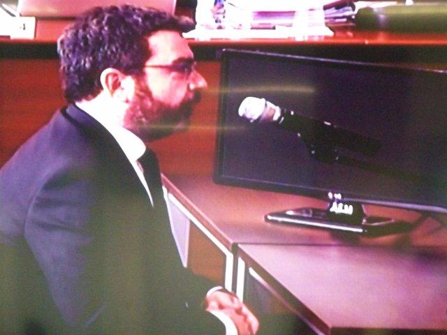 Francesc Sánchez, representante legal de CDC