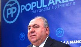 Tirado (PP): En congresos provinciales salen nombres, porque siempre pasa