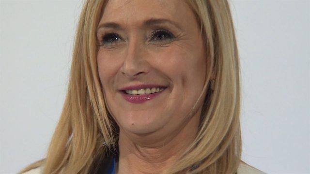 Cifuentes se proclama nueva presidenta del PP de Madrid