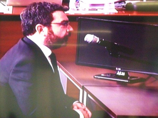 Francesc Sánchez, representant legal de CDC