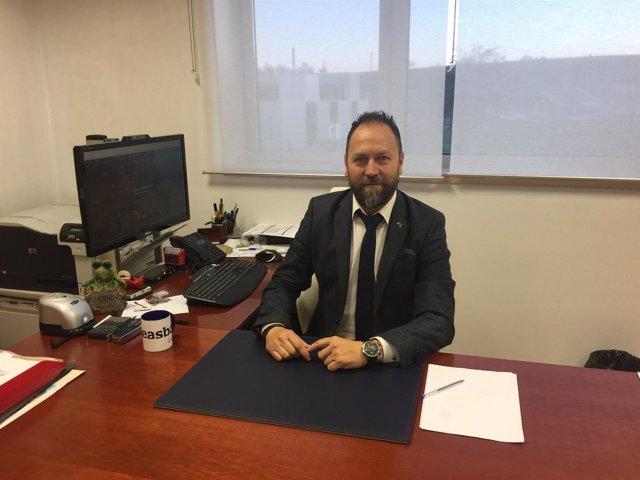 Lucio Fuertes, nuevo presidente de Aletic.