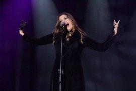 Cristina Ramos actuará este martes en la final de la segunda edición de 'Got Talent'