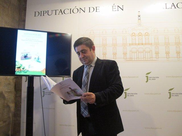 Presentación de la III Semana Escolar con Miguel Hernández y Josefina Manresa.
