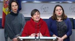 Unidos Podemos presenta una ley sobre la eutanasia