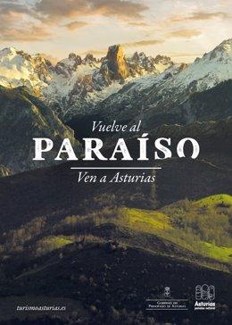 Campaña 'Vuelve al Paraíso'
