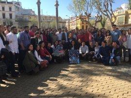 El grupo de jóvenes de apoyo a Susana Díaz alcanza los 2.300 voluntarios en una semana