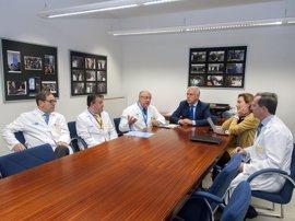 El San Pedro desarrolla una técnica para el tumor benigno de próstata con la que ya ha atendido a cuatro pacientes