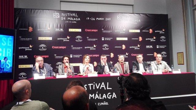 'No Sé Decir Adiós' En El Festival De Cine De Málaga