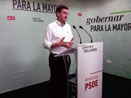 Teruel (PSOE) apoyará a Díaz para dirigir el PSOE e irá a su presentación en Madrid