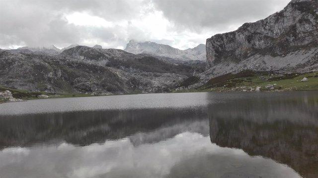 Lagos de Covadonga, Lago Ercina, turismo en Asturias
