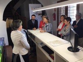 Junta y Baeza acuerdan la gestión conjunta y la unificación de la Oficina de Turismo