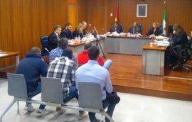 Acusados del robo de droga del depósito del puerto niegan que estuvieran en Málaga ese día