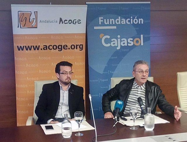 Desayuno informativo de la Federación Andalucía Acoge