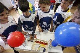 Gas Natural Distribución difundirá la eficiencia energética entre 36.000 escolares