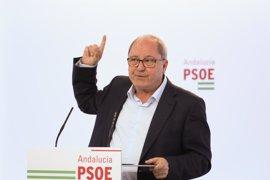 """PSOE-A afirma que el congreso de PP-A se ha centrado en hablar """"mal"""" de Susana Díaz porque """"temen la ilusión que genera"""""""