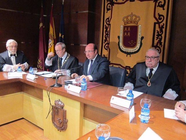 Pedro Antonio Sänchez, En El Consejo Jurídico
