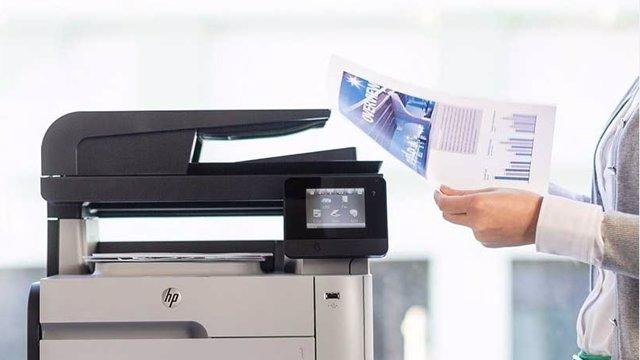 Impresoras para empresas de HP