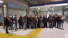 Los trabajadores de SFM acudirán este martes al Parlament para hablar con Armengol