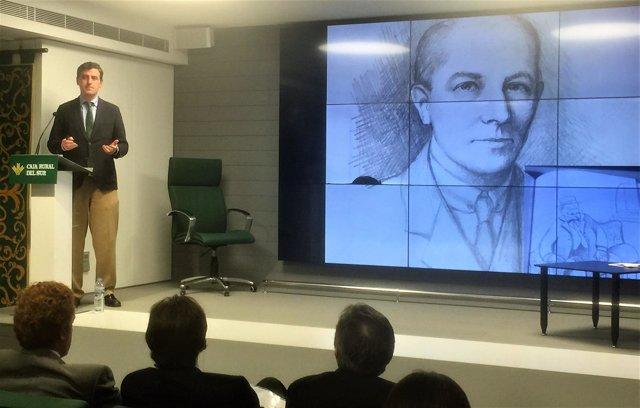 Presentación de 'Al Rocío con Platero' de Santiago Padilla