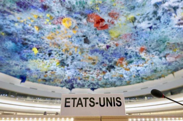 Sede del Consejo de Derechos Humanos de la ONU en Ginebra
