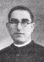 Foto: El sacerdote salmantino Ángel Alonso Escribano será beatificado este sábado en Roquetas de Mar (Almería)