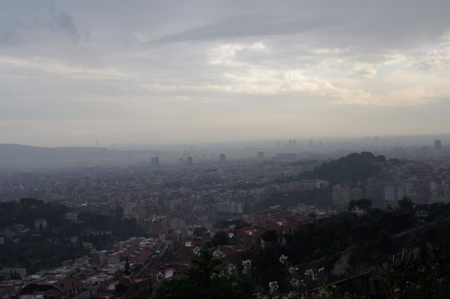 Recurso para contaminación, vistas