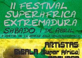 Un festival solidario en Villafranca de los Barros (Badajoz) recaudará fondos para un orfanato en Senegal