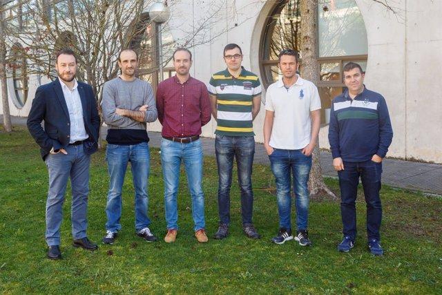 Investigadores vinculados al proyecto TeraFOOD