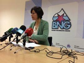 """Pontón destaca que el BNG fue capaz de """"redefinir"""" su proyecto y espera que su XVI Asamblea relance el nacionalismo"""