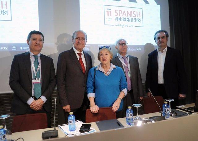 El Festival de Cine recupera tras un año de parón los Spanish Screenings