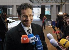 """Dijsselbloem dice que la presidencia del Eurogrupo es una responsabilidad """"importante"""" de la que no quiere """"huir"""""""