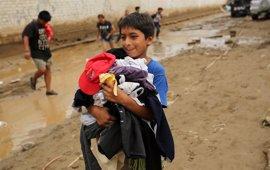 Reanudan el suministro de agua potable en Lima