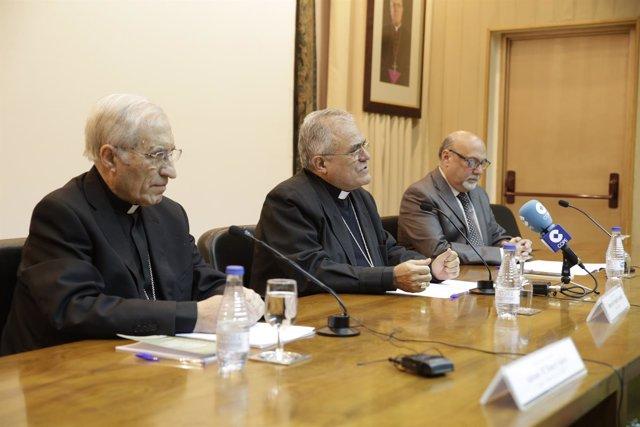 Rouco Varela en la Semana de la Familia de la Diócesis de Córdoba