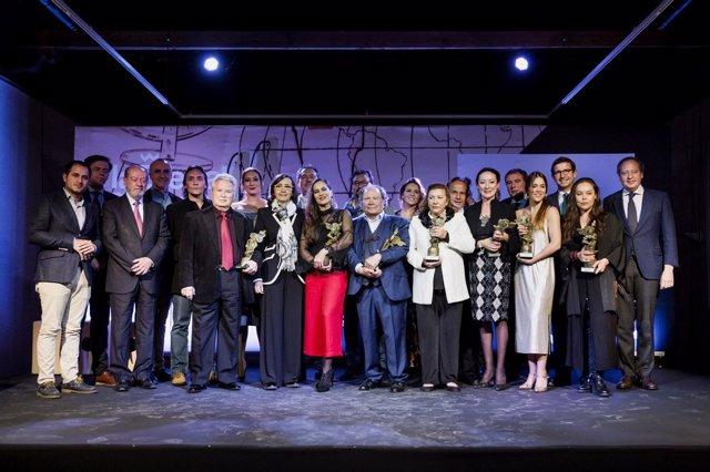 Gala de entrega de los Giraldillos de la XIX Bienal de Flamenco
