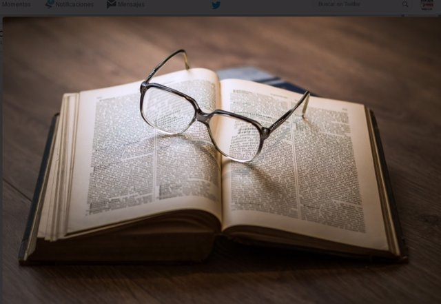 Libro, lectura