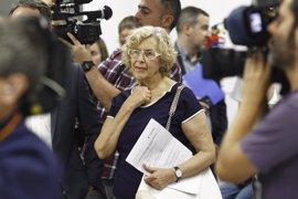 """Carmena lamenta un perfil de la oposición que se ponga el disfraz de """"la desconsideración y la gracieta inútil"""""""