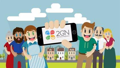 """2GN, una aplicación española que quiere """"revolucionarlo todo"""" fomentando la economía de barrio"""
