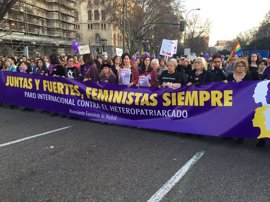 """La Policía Municipal no recibió órdenes de Delegación ante el """"colapso"""" de manifestación por la mujer"""