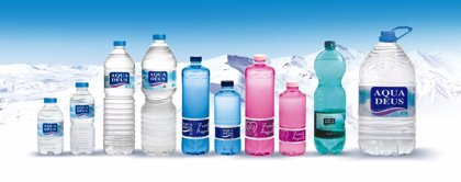 Aquadeus, el agua mineral del Grupo Fuertes, crece un 28% en facturación en 2016 hasta los 21 millones