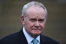 Martin McGuiness, el ex comandante del IRA que obró la paz