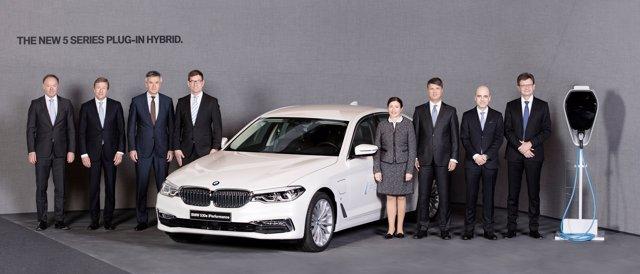 Dirección del grupo BMW