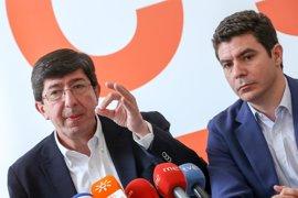 Cs retirará el apoyo al PSOE-A si no cumple con las medidas de empleo antes de julio