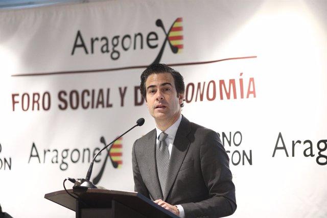 Pab Zalba Bidegain, presidente del Instituto de Crédito Oficial (ICO)