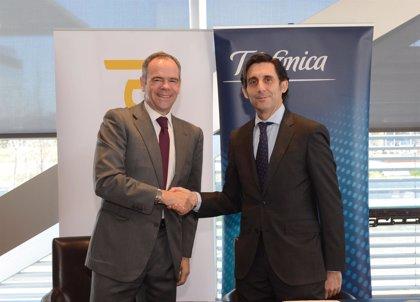 Ferrovial elige a Telefónica como proveedor de comunicaciones para los próximos cinco años